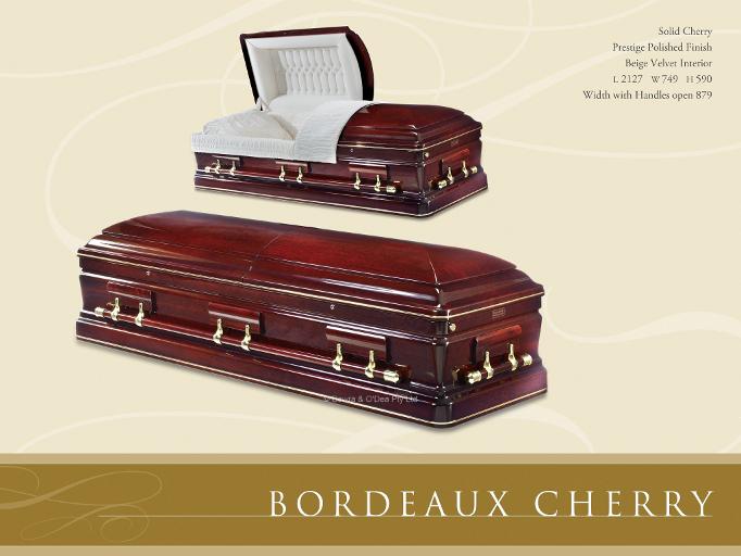 Bordeaux Cherry