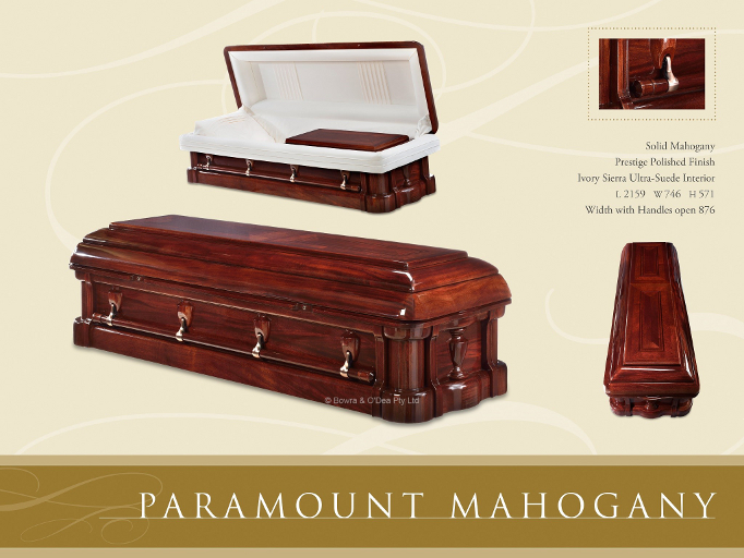 Paramount Mahogany